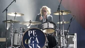 Neue Heimat, neuer Lifestyle, neuer Name: Stefan Brenner, Schlagzeuger der Band Pegasus, hat seinen Namen klammheimlich in Brønner geändert. (Archivbild)