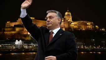 Seit Jahresbeginn ist Viktor Orbán der neue Herr auf der Budaer Burg.