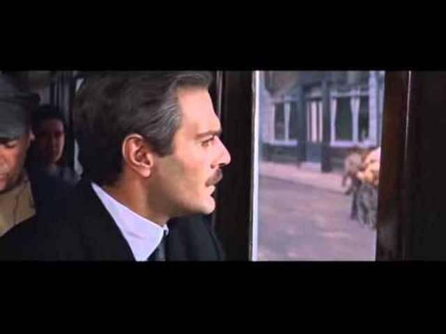 Film-Ausschnitt: Der Tod von «Doktor Schiwago»
