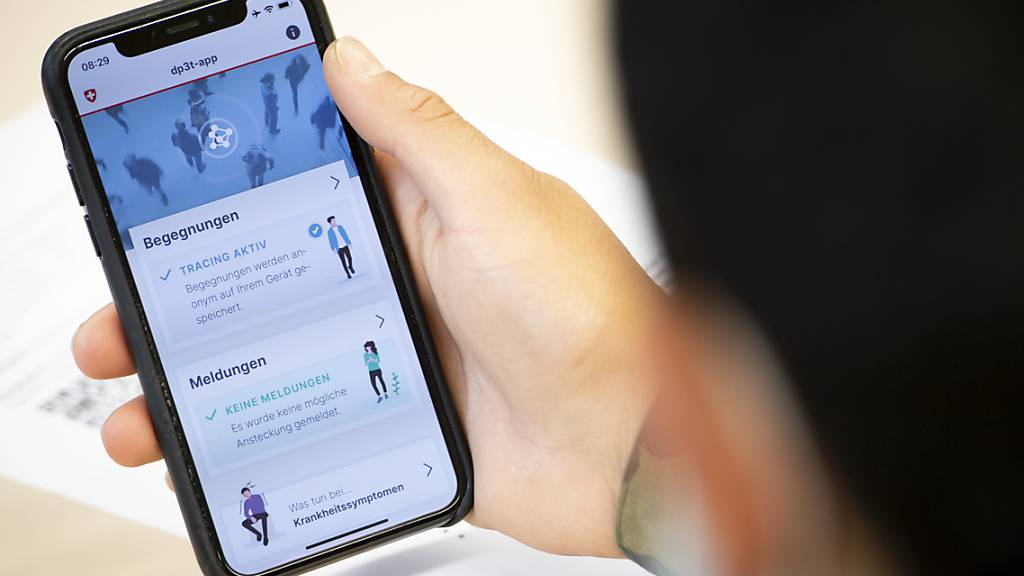 Bundesrat schafft gesetzliche Grundlage für SwissCovid-App