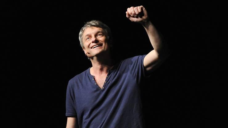 Der österreichische Kabarettist Alfred Dorfer wird mit dem Schweizer Kabarettpreis Cornichon ausgezeichnet.