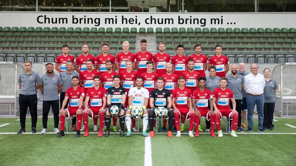 Der FC Baden ist schuldenfrei