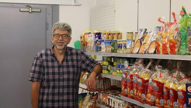 Peter Kalt, Genossenschaftspräsident Dorfladen Ittenthal