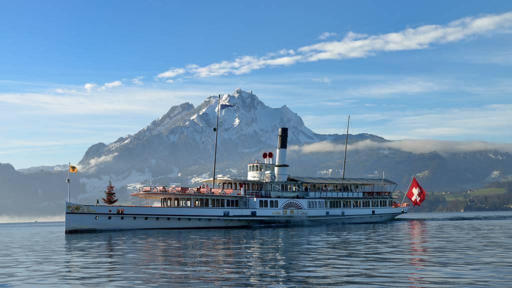 Freizeittipp: Adventsbrunch mit Dampfschiff