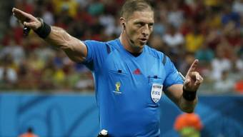 Schon 3. WM-Einsatz von Pitana bei Schweiz - Honduras