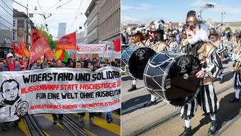 1. Mai oder Fasnacht – wann sollen Basler gesetzlich frei haben?