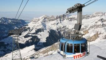 Seilbahnen in der Schweiz