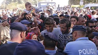 Mehrere Länder haben die Grenze inzwischen dicht gemacht. Es braucht dringend eine Lösung auf europäischer Ebene.