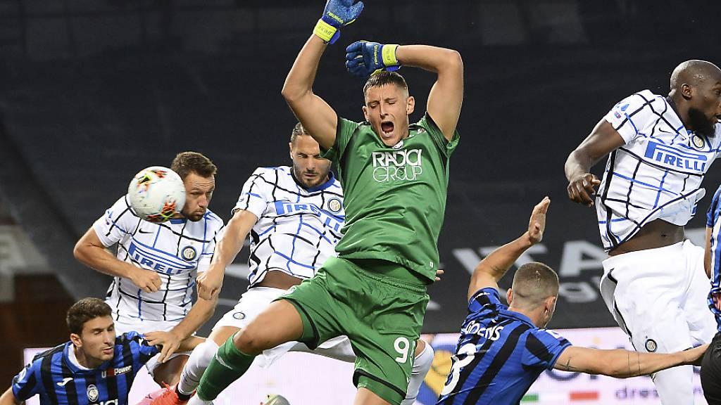 Inter überholt Atalanta, Lazio nur Vierter