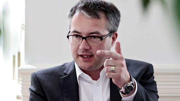 Bildungsdirektor Remo Ankli reagiert auf die Kritik an der neuen Sek I.Felix Gerber