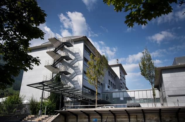 Das Kantonsspital Nidwalden in Stans spannt mit Luzern zusammen.