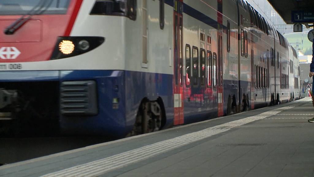 Rentner auf Gleis gestossen: SBB muss zahlen
