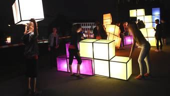 Kreativität, wie sie beim letzten Gontenschwiler Laternenumzug am Jugendfest 2015 zu sehen war. (Archivbild)