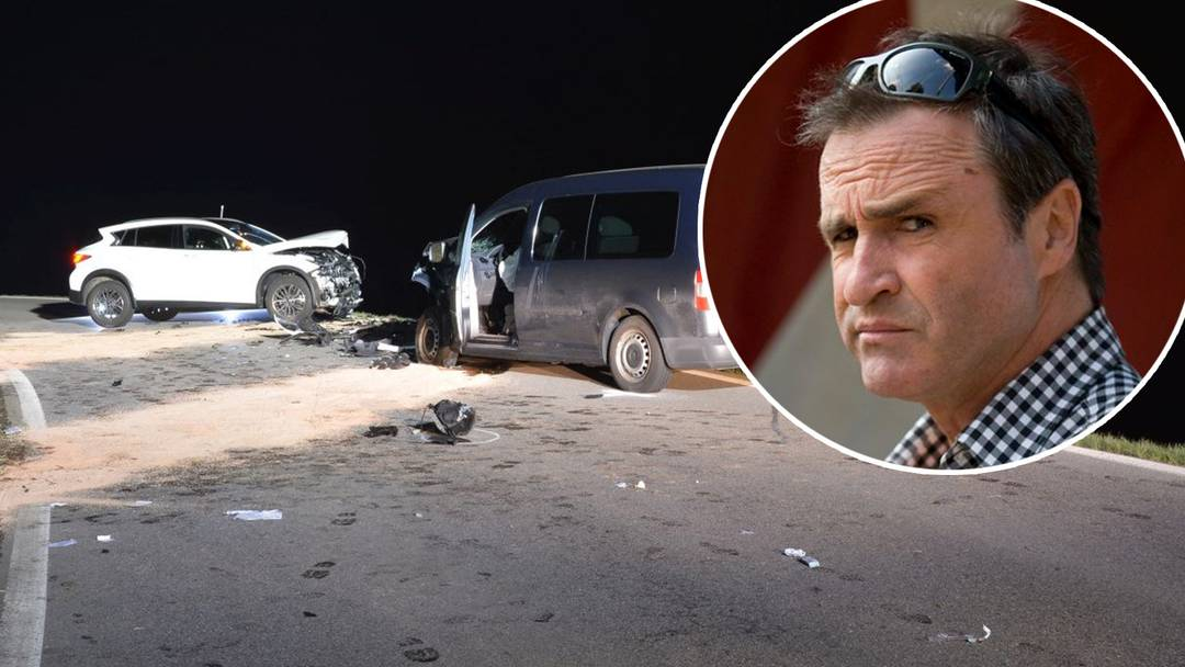 Mit 0,9 Promille: René Rindlisbacher baute schweren Unfall