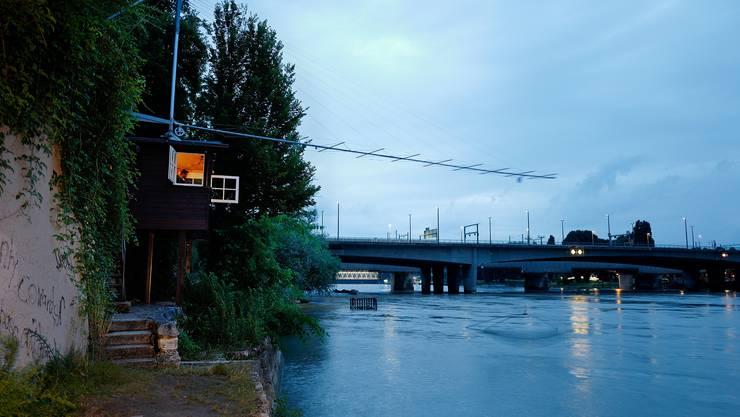 In der Dämmerung sind die Chancen auf einen Fang am höchsten. Aktueller Wasserstand und -temperatur sorgen zudem für gute Bedingungen.