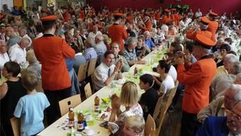 So wie die Musikgesellschaft Kaisten (150-Jahre-Jubiläum im August) haben die meisten Vereine in den Fusionsgemeinden ihre Selbstständigkeit behalten.