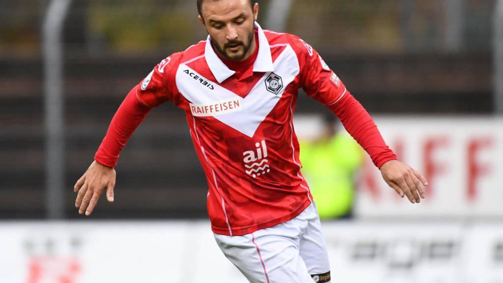Goran Jozinovic bleibt bis 2018 bei Lugano