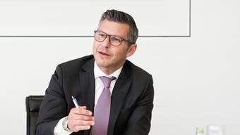 Ab Januar ist John Häfelfinger der neue Chef der Kantonalbank: «Ich trete in grosse Fussstapfen.»