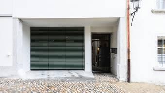 Couronne Atelier, Dependance in der Seilergasse