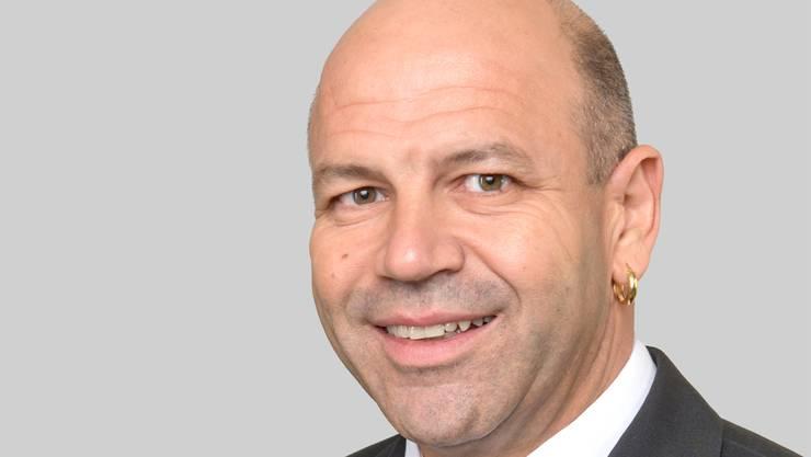 Ist am Montagabend zurückgetreten: Roger P. Hänggi.