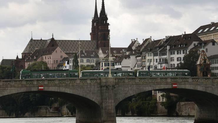 Im September haben weniger Schweizer Gäste in Basel übernachtet.