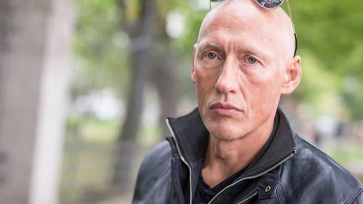 """Schauspieler Detlef Bothe spielt im neuen Bond """"Spectre"""" einen Kontrahenten von 007 (Archiv)."""