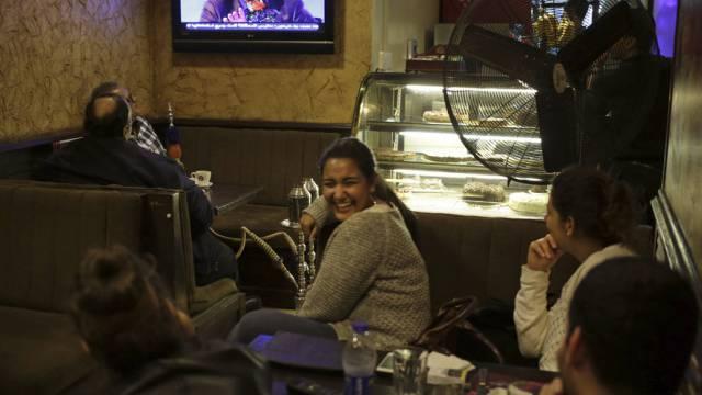 Ägypter schauen Jussifs TV-Show am Freitagabend
