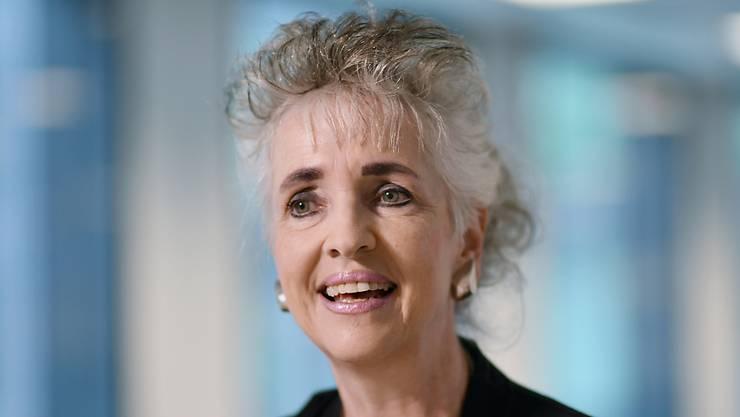 Die Zürcher Volkswirtschaftsdirektorin Carmen Walker Späh leitet den neu eingesetzten Regierungsausschuss. (Archivbild)