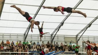 Das Eidgenössische Turnfest 2013 fand in Biel statt.