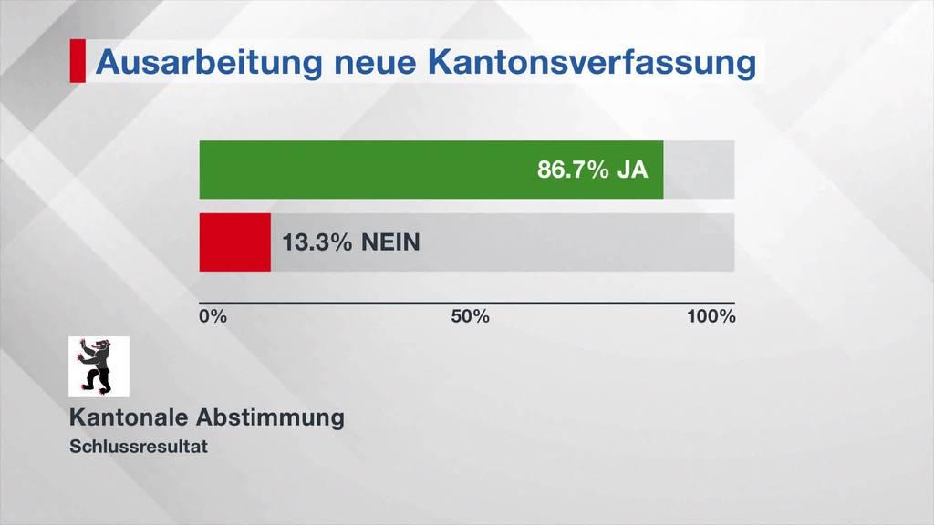 Landsgemeinde sagt Ja: Älteste Kantonsverfassung wird neu