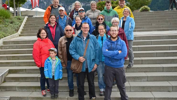 Musigreise Teilnehmer