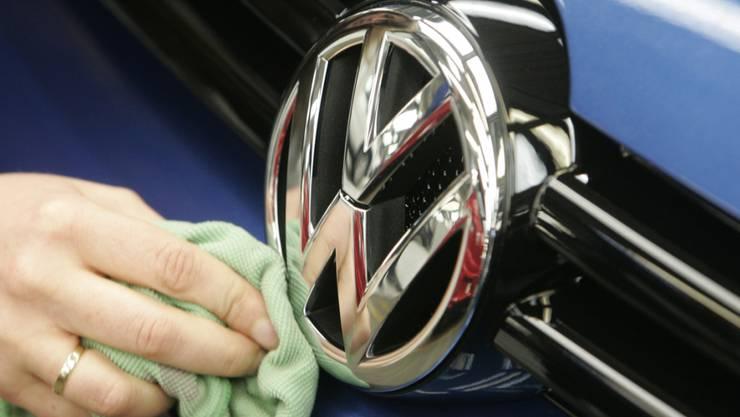 Die VW-Krise drückt bei Occasionen auf die Preise. (Symbolbild).