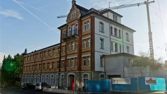 Im Kanton Aargau gibt es zwei Rudolf-Steiner-Schulen: Die Sonderschule in Lenzburg ...