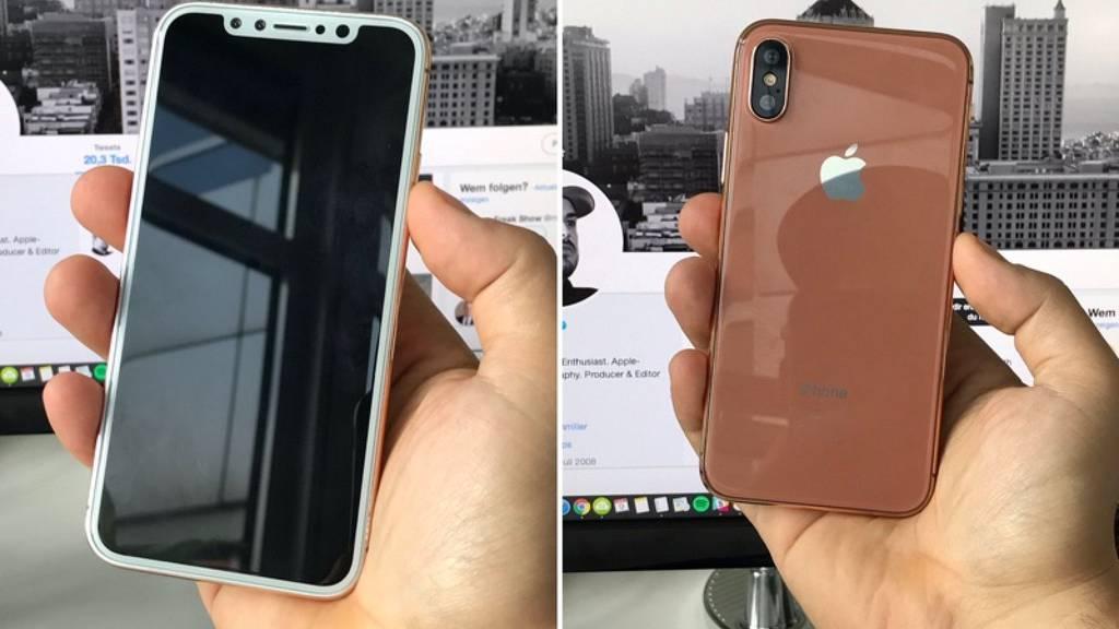 """Das neue iPhone wird wirklich """"neu"""""""