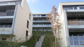 Virtueller Wohnungsrundgang für Mieter im Internet: Neue Wohnüberbauungan der Grenchner Haldenstrasse.