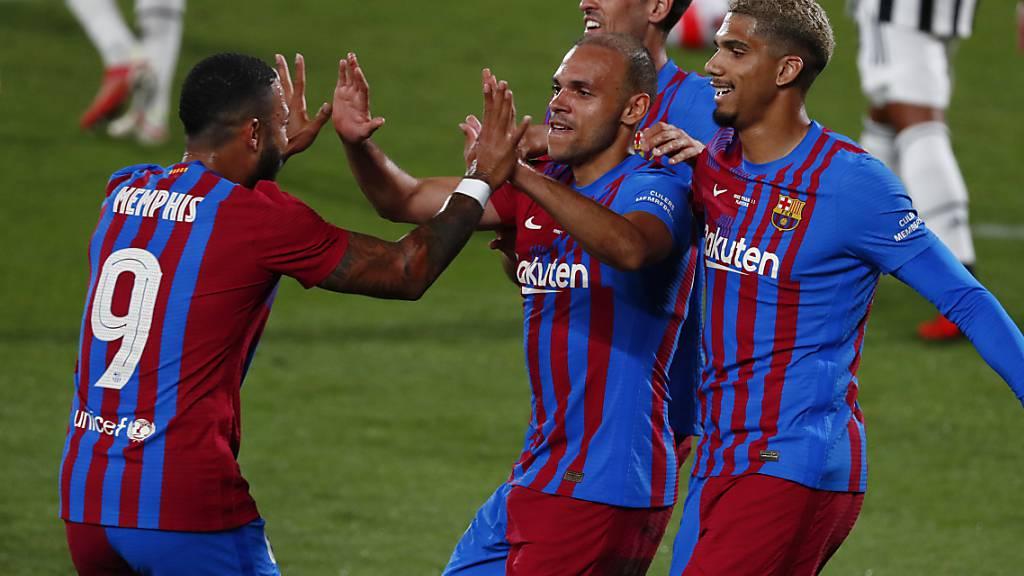 Barcelona verliert vorübergehend einen weiteren Stürmer