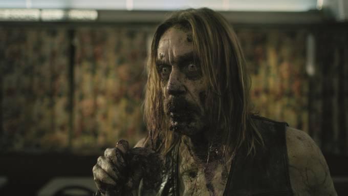 Selbst als Zombie unverkennbar: Rocksänger Iggy Pop im neuen Kinofilm «The Dead Don't Die».