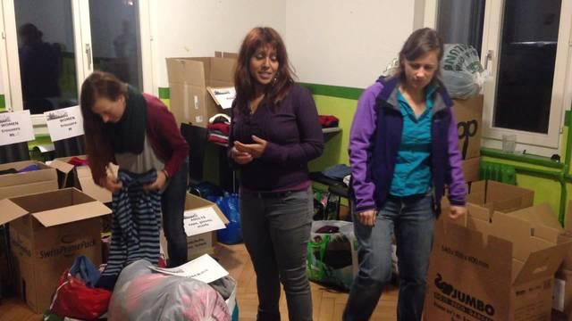 «Wir wollen unser Glück teilen»: Jugendarbeit Wettingen sammelt für Flüchtlinge auf Lesbos