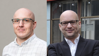 Stefan Baumann (links) hat Gilberto Meléndez wegen eines Facebook-Kommentars angezeigt.