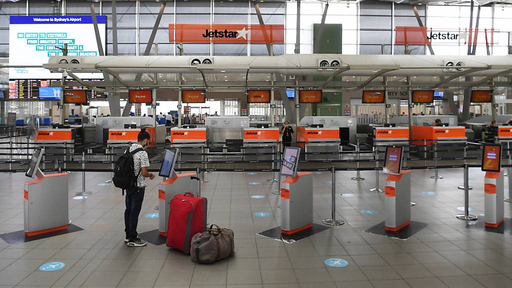 Australien will Grenzen für Reisende auch 2021 geschlossen halten