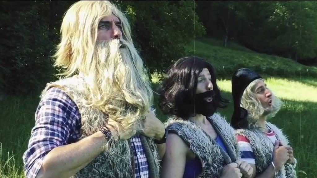 Divertimento & Bliss verbünden sich für Tell-Parodie