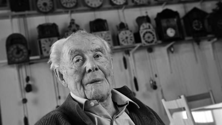 Der Gründer des Museums für Musikautomaten Heinrich Weiss starb im Januar 2020.