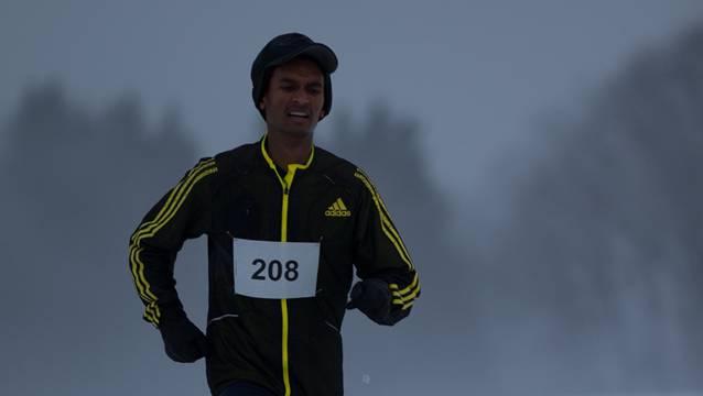 Sium Zerehannes vom TV Olten deklassierte seine Konkurrenz im Kurzcross.