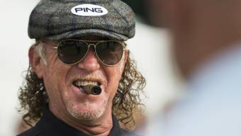 Der Zigarrenliebhaber Miguel Angel Jimenez ist schon zu Lebzeiten ein legendärer Golfer