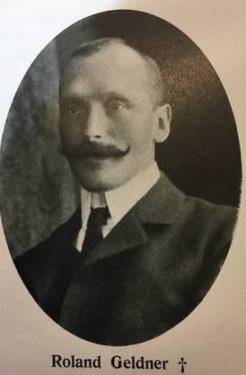 Ist der erste Präsident und Mäzen der Klubgeschichte. Er stellte zwei Bälle zur Verfügung und organisierte den Landhof als Trainingsplatz.