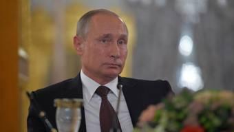 Eigensinniger Staatschef: Vladimir Putin.