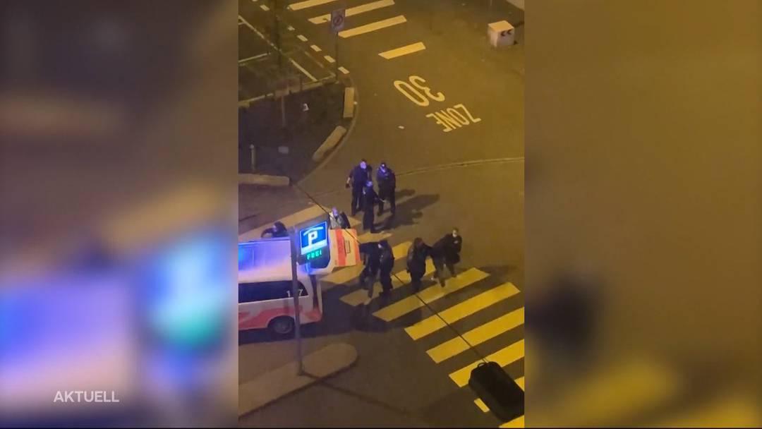 Autovandalen in Baden verhaftet