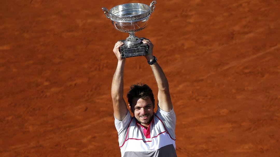 So rasten die TV-Kommentatoren nach Stan Wawrinkas entscheidendem Punkt am French Open aus.
