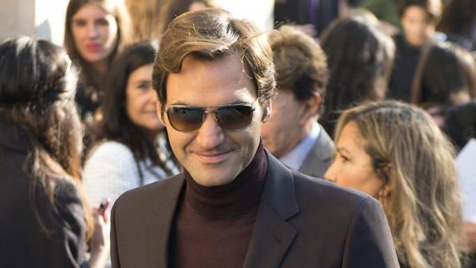«Er kann den Ball früh nehmen und spielen, als wäre es Tischtennis. Darum nenne ich ihn immer James Bond», sagt der ehemalige französische Tennisspieler Henri Leconte über Federer.