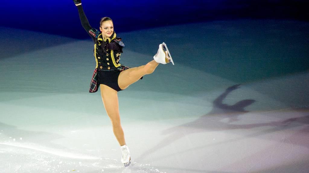 Sarah Meier: Rücktritt nach Art on Ice 2015